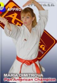 Arawaza Amber Evolution, Karate