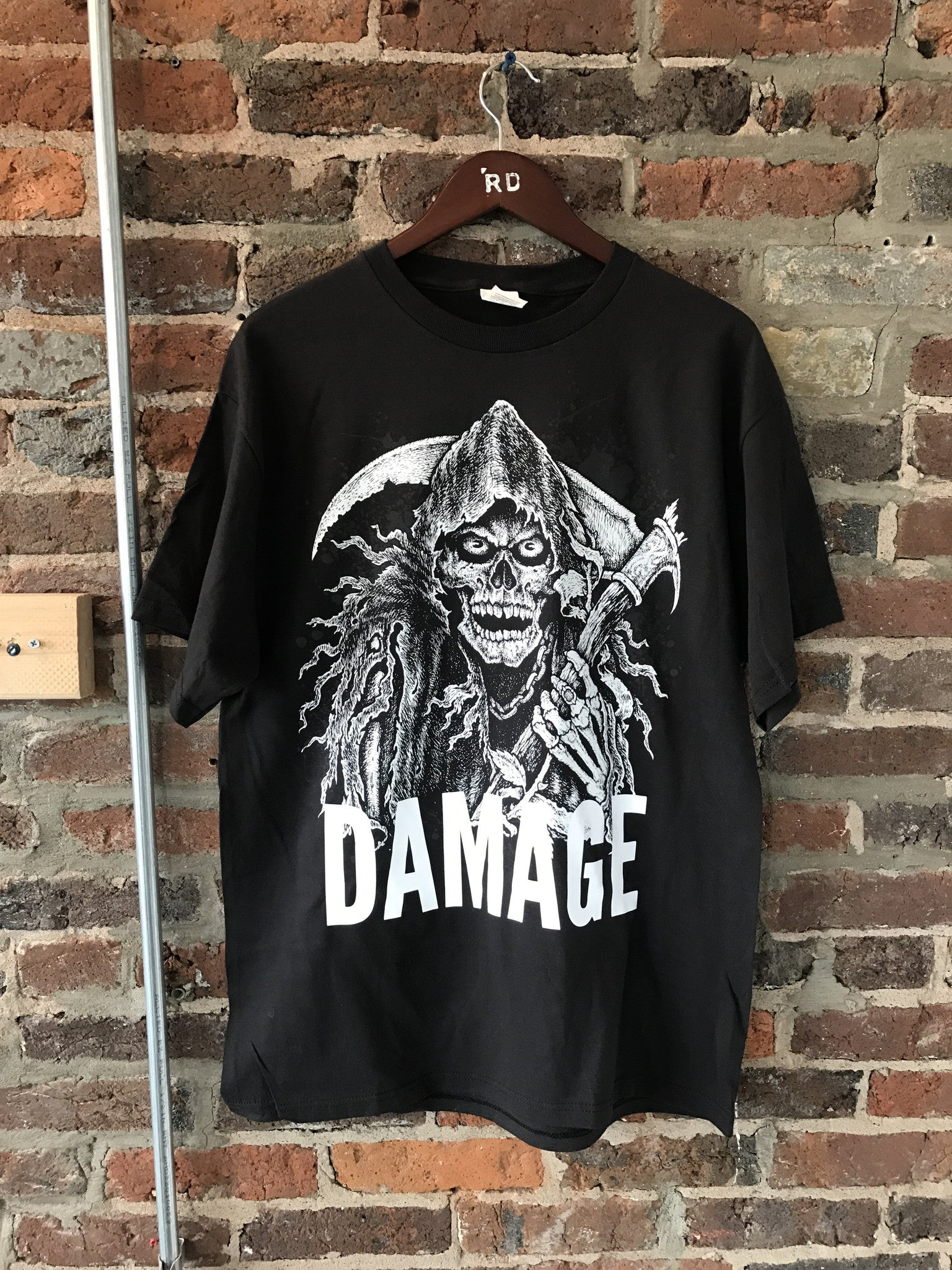 Damage Peddler shirt Reaper