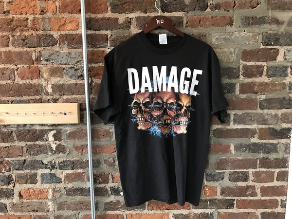 Damage Peddler shirt Barbwire