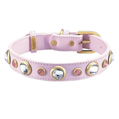 Diamond Collar - Light Pink