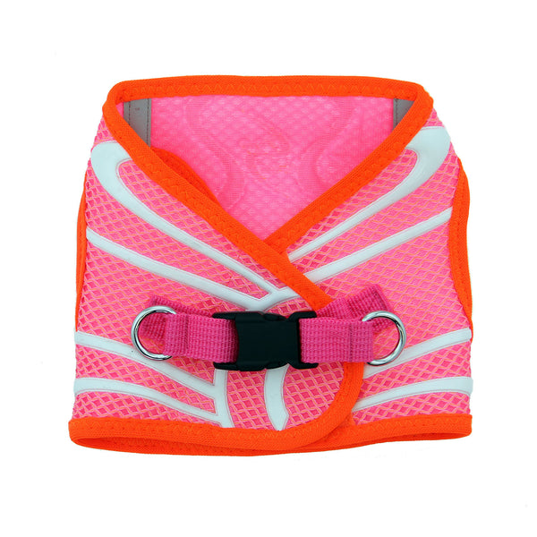 Doggie Design American River Choke-Free Dog Harness - Iridescent Pink