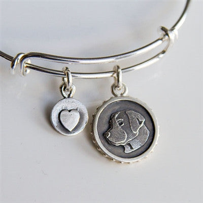 Sara James Labrador Retriever Bracelet