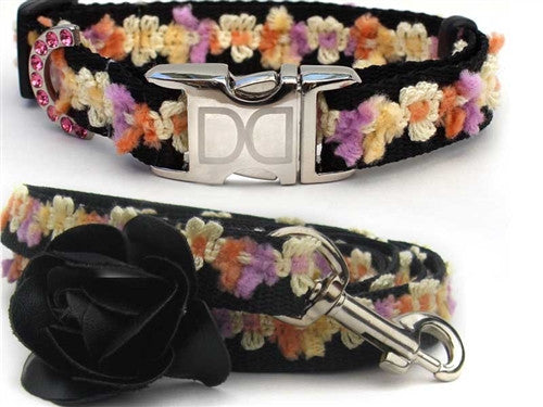 Diva Dog Coco Maize Collection - All Metal Buckles