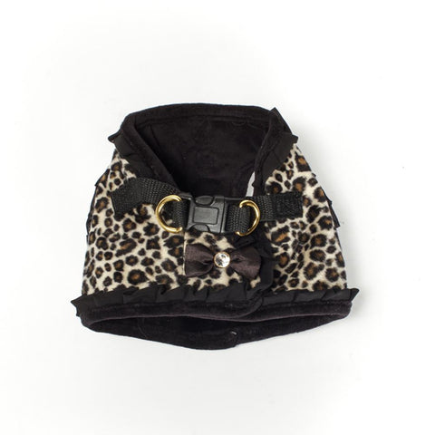 Dogs of Glamour Girly Leopard Harness