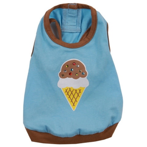 Pooch Outfitters Ice Cream Dog Tank