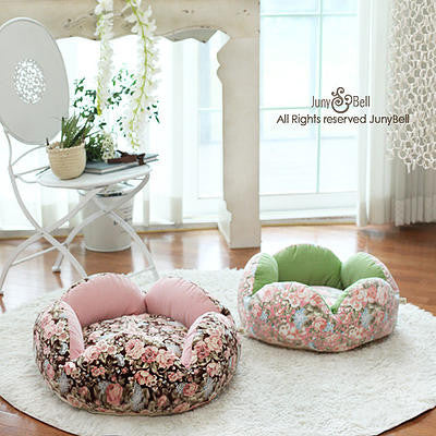 "JunyBell ""Rosey Blossom"" Bed"