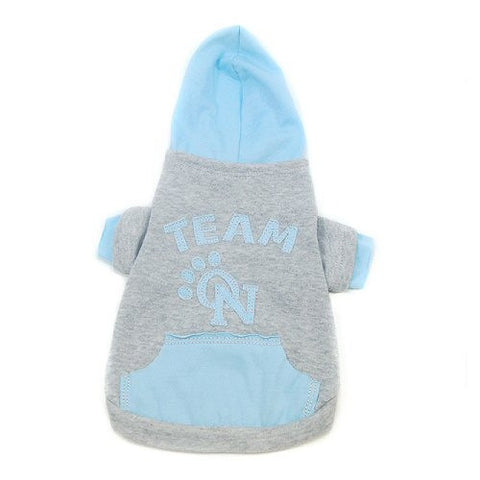 "Oscar Newman ""Team ON"" Dog Hoodie"