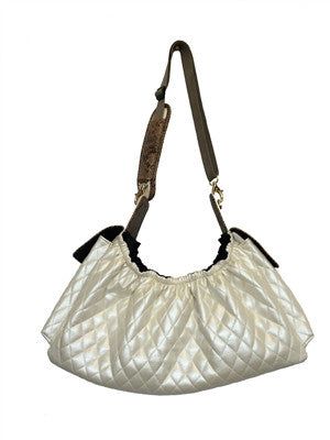 "Petote ""Gigi"" Sling Dog Carrier - Ivory"