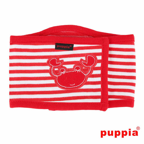 Puppia Beach Party Manner Band -Red