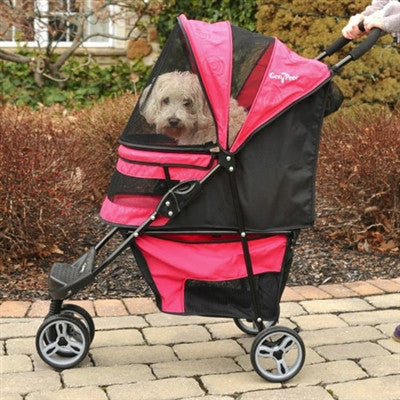 Regal™ Raspberry Sorbet Stroller for pets up to 25lbs