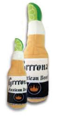 Grrrona Beer Plush Toy