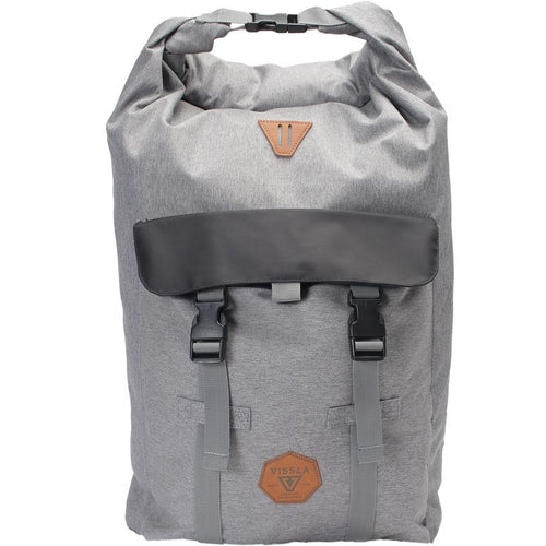 Vissla Surfer Elite Drybag Wetsuit Bag Backpack Charcoal MABG8SUR