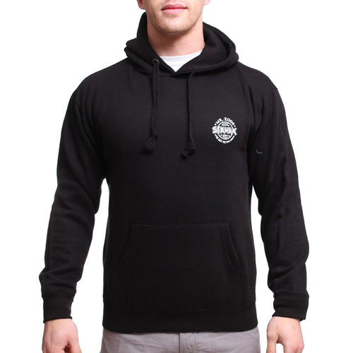 Sex Wax Unisex Chunky Hoody Black