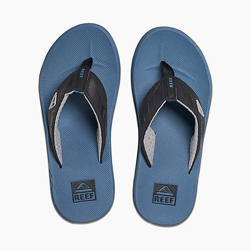Reef Phantoms Mens Sandals Black Steel Blue R2046A20