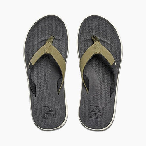 Reef Slammed Rover Mens Sandals Olive