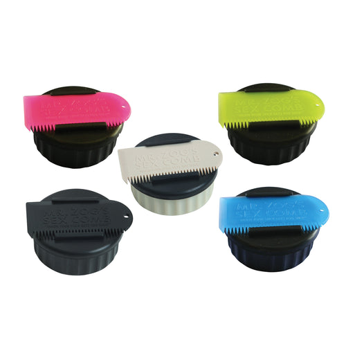Sex Wax Surf Maintenance Comb and Pot | Choose Your Colour