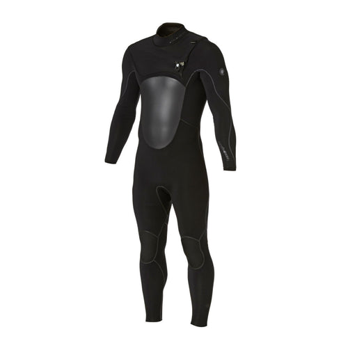 C-Skins Hot Wired 5/4 Chest Zip Wetsuit