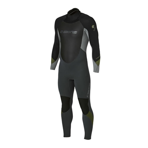 C-Skins Mens Surflite 5/4 GBS Full Winter Wetsuit