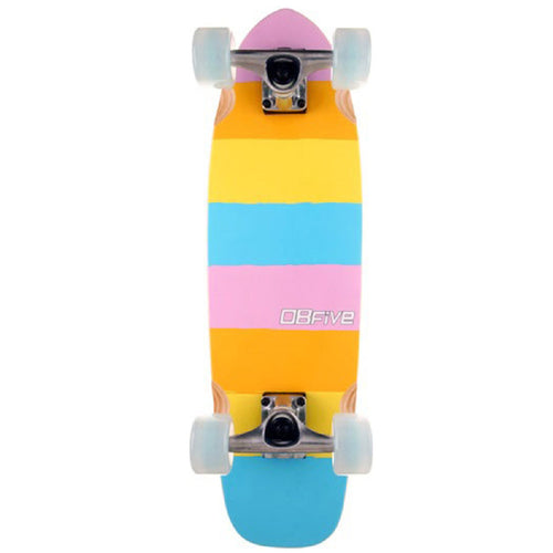 "OBFive Fruit Tingle 26.5"" Cruiser Complete Skateboard"