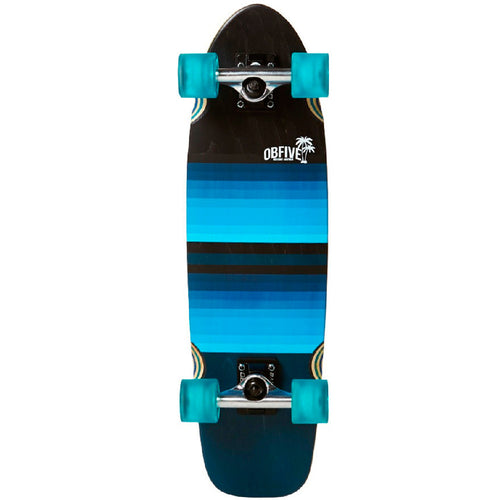 "OBFive KillJoy 28"" Complete Cruiser Skateboard"