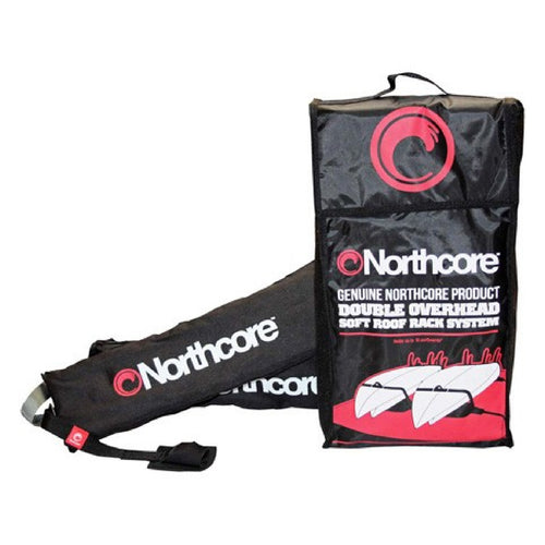 Northcore Double Soft Roofracks Including Straps