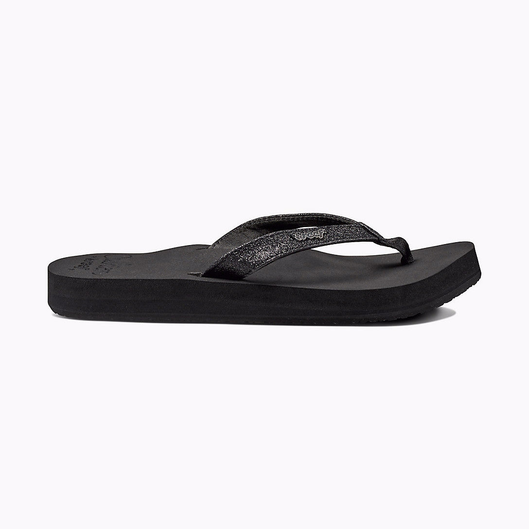 Reef Star Cushion Womens Sandals Black,Sandals,product_vendor] Flow Surf Skate Porthcawl Wales UK
