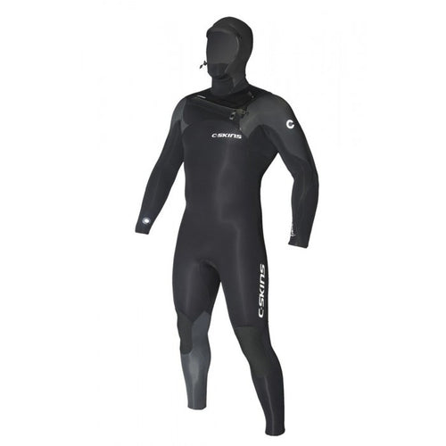 C-Skins Re-Wired 5/3 Hooded Wetsuit
