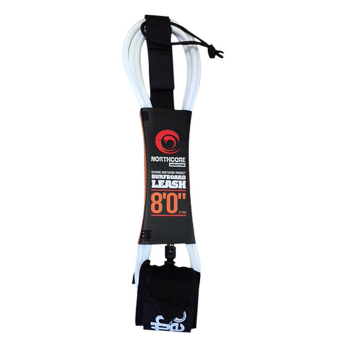 Northcore Addiction 8ft Leash White