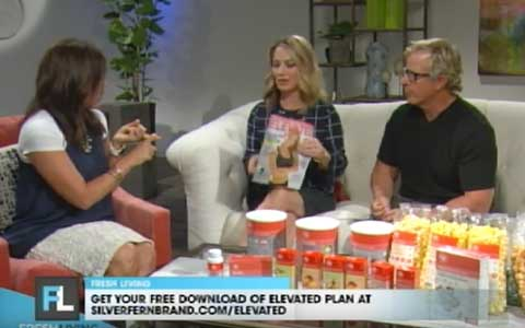 Super Charge Your Weight Loss - Silver Fern™ Elevated Plan on the News