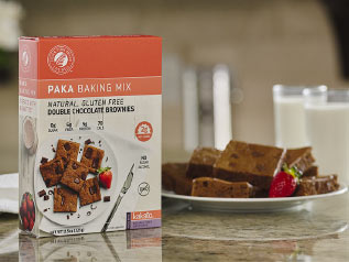 Paka Brownie Mix