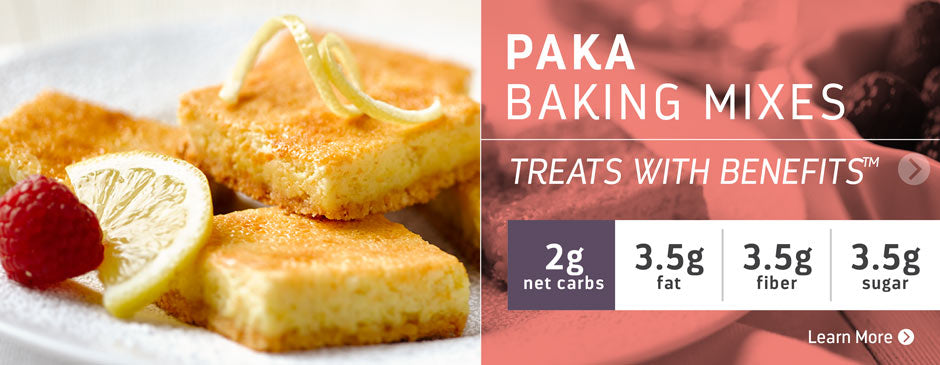 Paka Baking Mixes