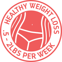 Healthy Weight Loss Badge