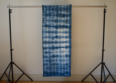 Shibori Table Runner