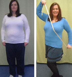 Natalie lost 1 stone in 28 days