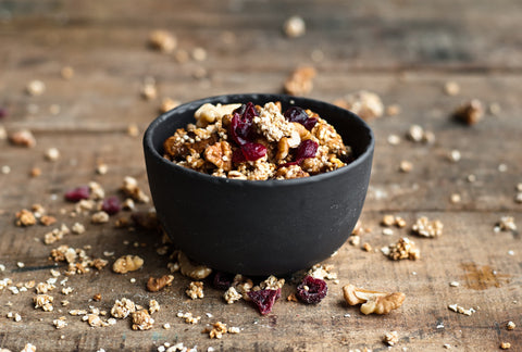 Active Start Cranberry Granola