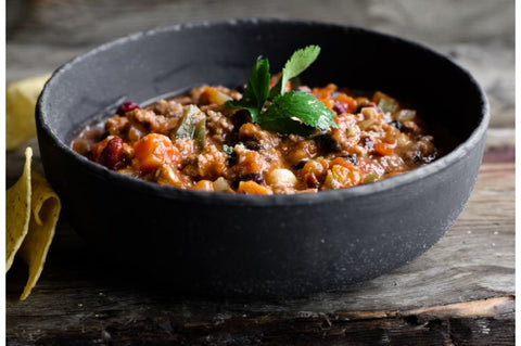 Beef or Bean Chilli