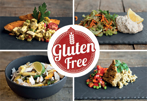 Gluten Free Lunch Packs