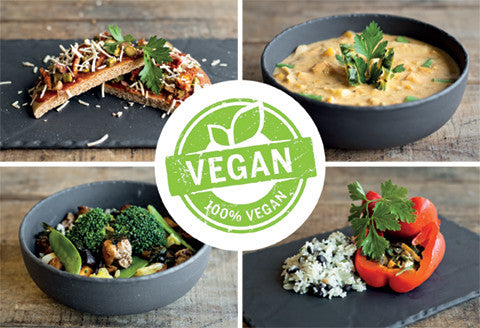 Vegan Dinner Packs