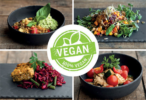 Vegan Lunch Packs