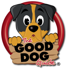 The Good Dog Guide Logo