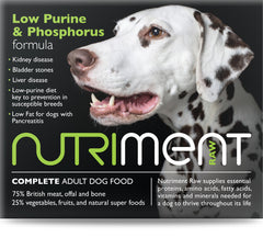 Nutriment: Low Purine & Phosphorus Formula (Adult)