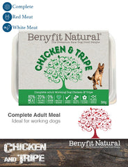 Benyfit Natural: Chicken & Tripe (Adult)