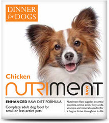 Nutriment: Dinner for Dogs: Chicken