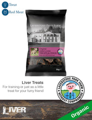 Laverstoke Organic Dried Liver Treats