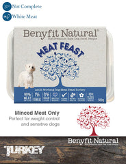 Benyfit Natural: Meat Feast