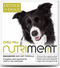 Nutriment: Dinner for Dogs: Offal Mix