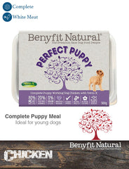 Benyfit Natural: Perfect Puppy (Chicken)