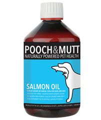 Salmon Oil (Rich in Omega 3)