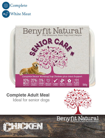 Benyfit Natural: Senior Care+ (Chicken)