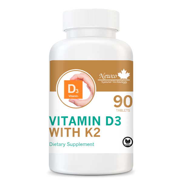 Vitamin D3 with K2 Chewable Tablet